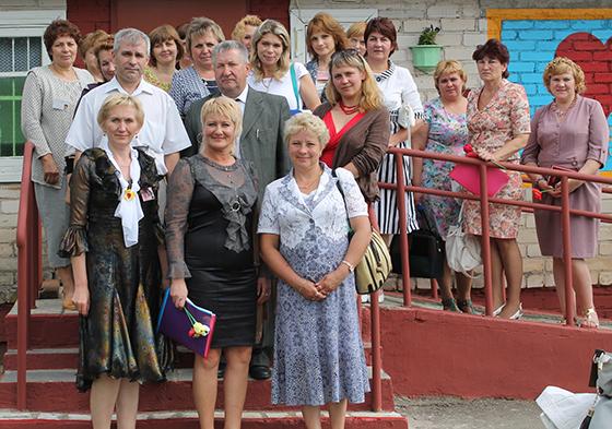 Участники семинара- практикума
