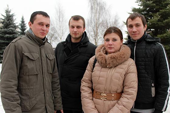 Молодые специалисты, прибывшие в сельхозорганизации района