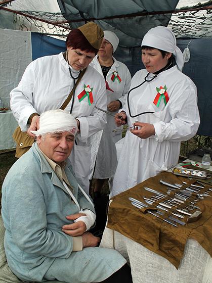 Ольльговский медсанбат