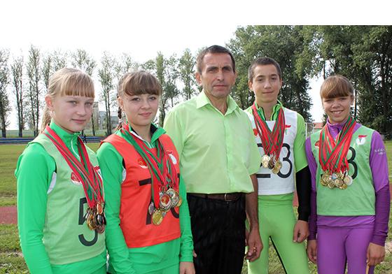 гордость Ивана Марченко — его ученики