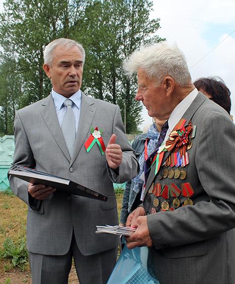 Иван Бамбиза и Виктор Терещенко