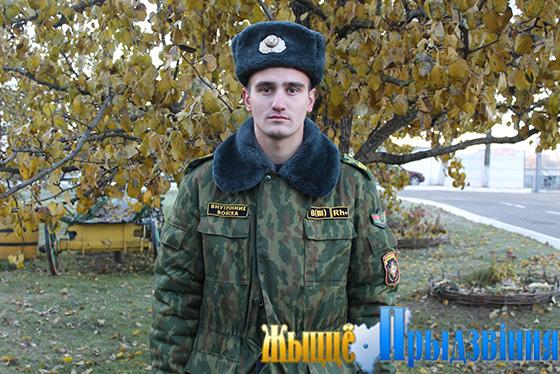 На снимке: Павел Дорофеев