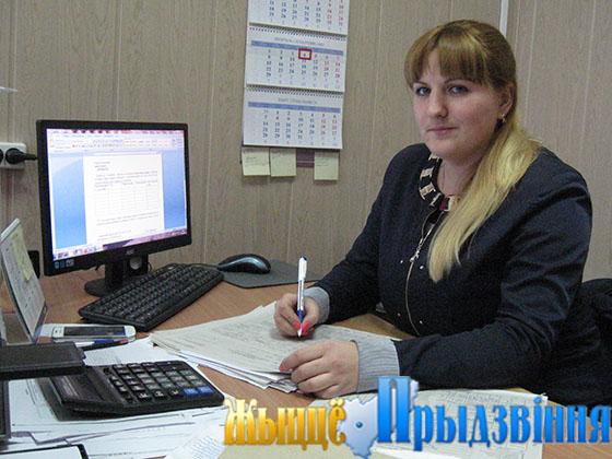 На снимке: Инна Качанова