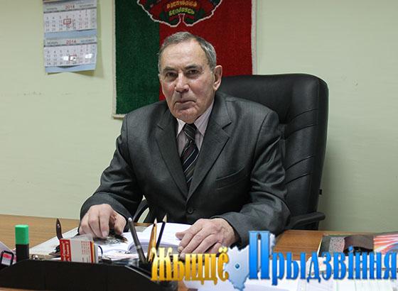 Директор Селютского дома-интерната Витебского района Владимир Мотин умеет расставлять приоритеты