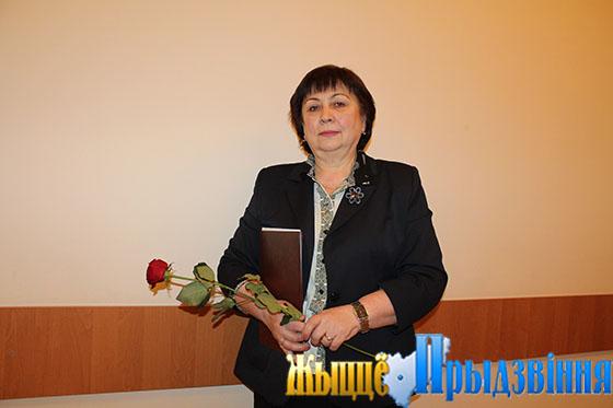 Ежегодно заслуженные награды получают медработники, обслуживающие население Витебского района