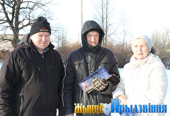 Библиовояж по населенным пунктам Витебского района состоялся в предпраздничные дни