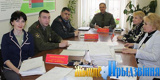 Из Витебского района  в этот призыв отправятся служить в армии 300 парней