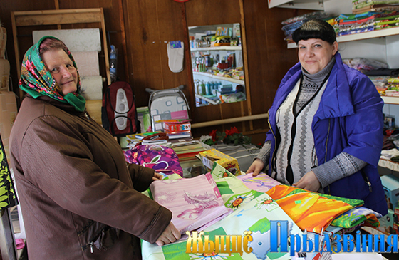 В торговом обслуживании жителей Витебского района потребкооперация занимает ведущие позиции