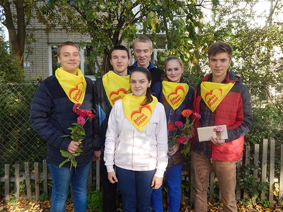 Около 20% населения Витебского района составляет молодежь