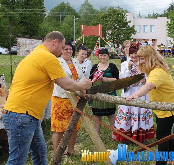 У Віцебскім раёне прайшоў агляд-конкурс «Маладыя гаспадары — 2017»