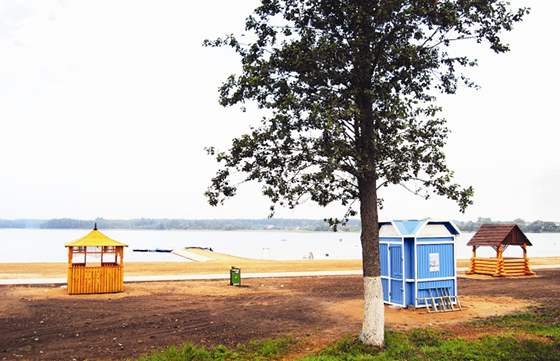 В Витебском районе определены официальные места купания