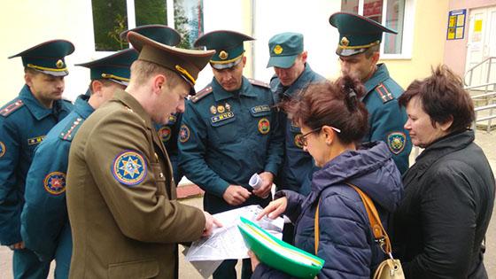 В Витебском районе зарегистрировано снижение числа жертв огненных трагедий