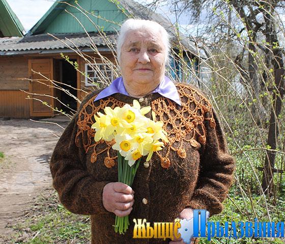Во время войны судьба была к ней благосклонна, считает бывшая узница из д. Орлово Витебского района Ефросинья Жупанова