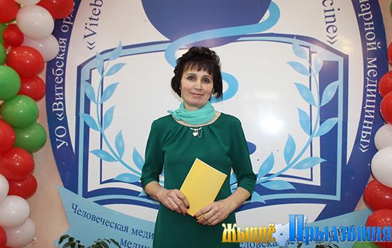 Постоянно в списках передовиков  труженица СПК «Ольговское» Александра Долганова