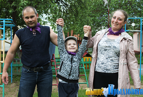 Физически крепких и выносливых малышей воспитывают в Новкинском дошкольном центре развития ребенка Витебского района
