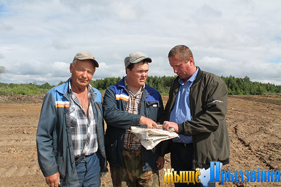 На снимке: Степан Волк,  Егор Захаренков  и Юрий Решетник