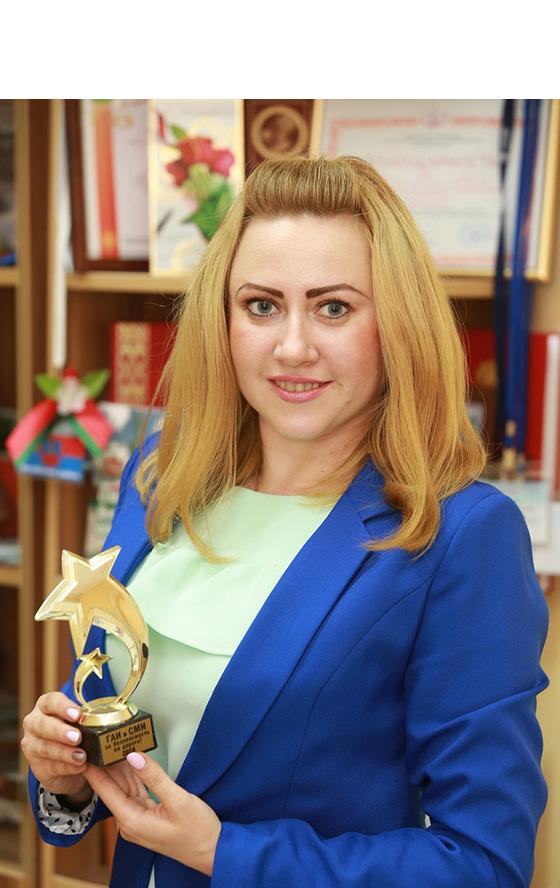 На снимке: Татьяна Диканова