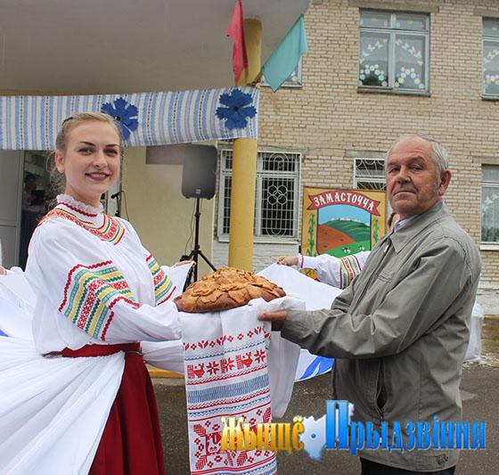 Свой 144-й день рождения отметила деревня Замосточье Витебского района