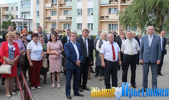 Вороновский сельсовет Витебского района во многом является примером