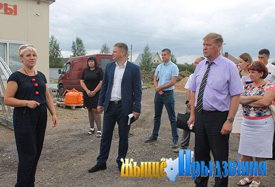 С пригородных селений в Витебском районе спрос повышенный