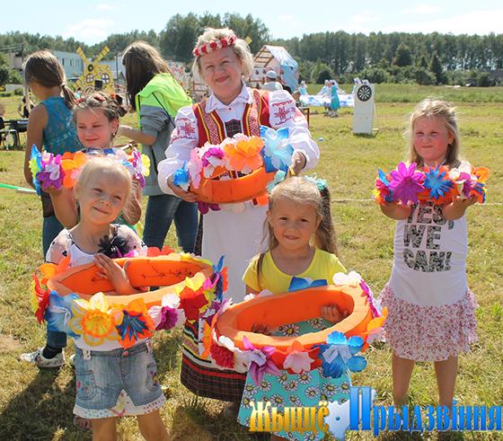 Весело, ярко и душевно отметили День деревни Присушино Витебского района