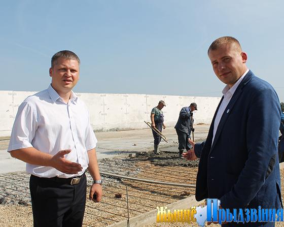 В нынешнем году в Витебском районе к 1 октября планируют ввести в эксплуатацию более 10 хранилищ для кормов
