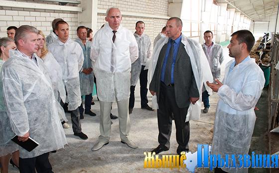 Результаты работы АПК Витебского района за январь-август рассмотрены на коллегии управления по сельскому хозяйству и продовольствию