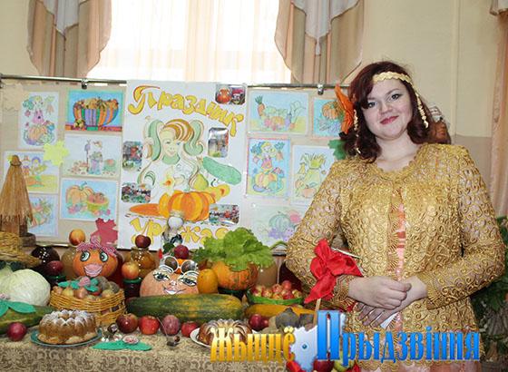 Богатый нынче урожай вырастили в Селютском доме-интернате Витебского района