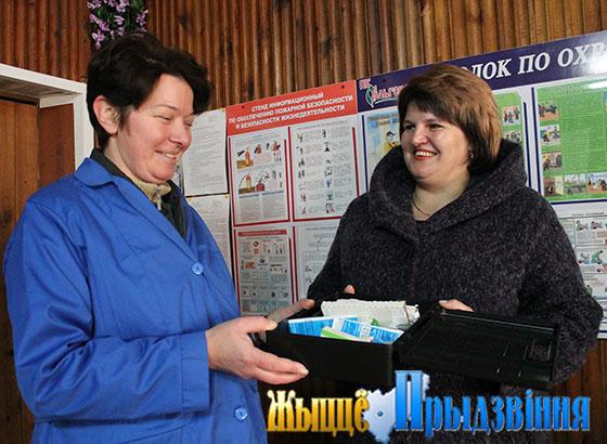 В Витебском районе профсоюзы отстаивают интересы трудящихся
