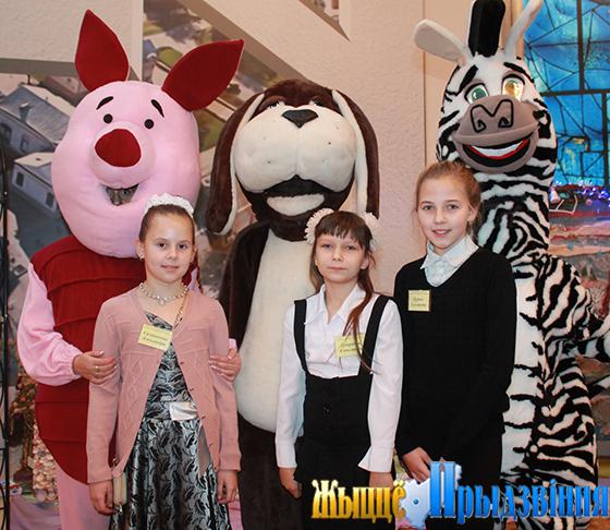 Десять легкоатлетов из Витебского района приняли участие в финальном этапе республиканского проекта «300 талантов для Королевы»