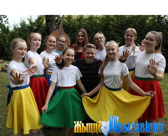 Ольговский дом культуры Витебского района отметил свое 65-летие