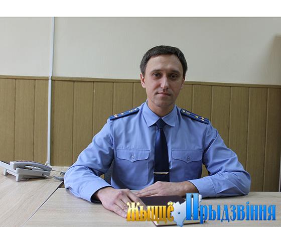 На снимке: Андрей Шкляревский