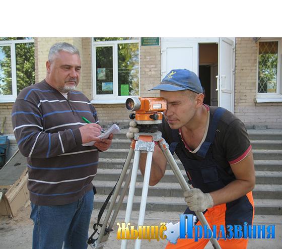 В аг. Кировская Витебского района идет подготовка к районному фестивалю-ярмарке тружеников села «Дажынкі»