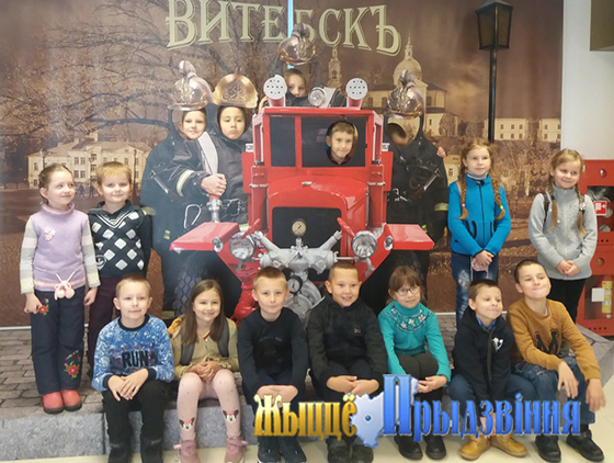 Осенние каникулы у ребят Новкинской средней школы прошли весело и ярко