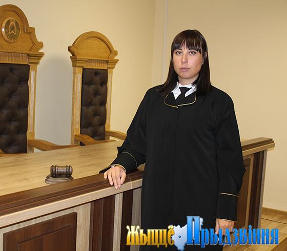 Сегодня работники суда Витебского района отмечают профессиональный праздник — День юриста