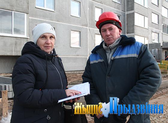 На снимке: Наталья Воронова и Вадим Дубровский.