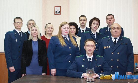 Прокуратура Витебского района признана лучшей в области по итогам работы за 2019 год