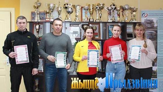 Соревнования по шашкам, шахматам, плаванию, стрельбе из пневматической винтовки  прошли в аг. Новка Витебского района