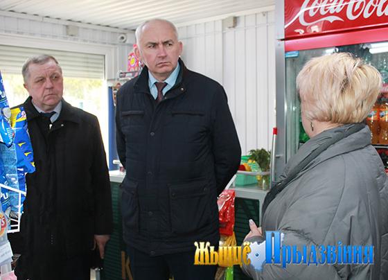День Совета прошел в аг. Шапечино Витебского района