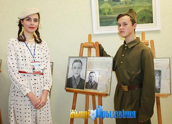 На снимке: Анастасия Пищулова и Роман Тросников.
