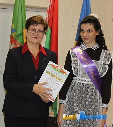 На снимке: Наталья Юркевич и Анастасия Купченко.