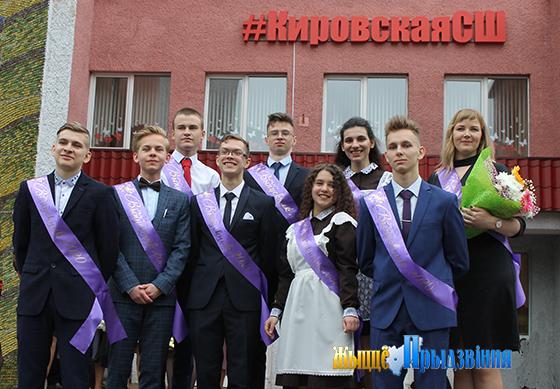 На снимке: Марина Жукова гордится своими выпускниками.