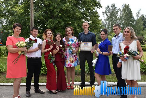 Дипломы о профессионально-техническом образовании вручены выпускникам Витебского профессионально-технического колледжа сельскохозяйственного производства