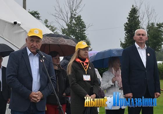 Первый областной любительский веломарафон и фестиваль «ВелоFest у Ганны» прошел на базе Витебского района