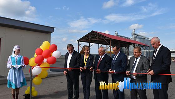 ОАО «Витебская бройлерная птицефабрика» открыло два новых современных объекта в Витебском районе