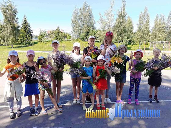 В школьном лагере дневного пребывания «Непоседы.by» Витебского района дети отдыхали в необычном и современном формате