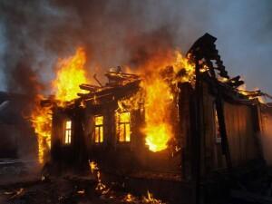 В агрогородке Бабиничи на пожаре погибла пенсионерка