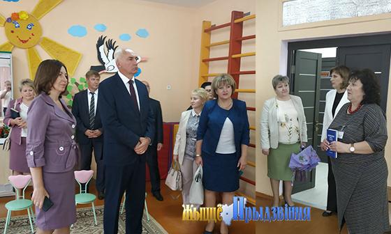 В Витебском райисполкоме рассмотрены вопросы подготовки учреждений образования к новому учебному году