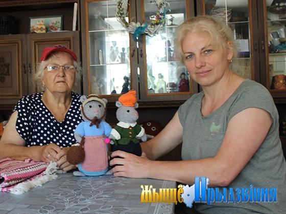 Отделение дневного пребывания для граждан пожилого возраста г. п. Яновичи Витебского района отметило новоселье