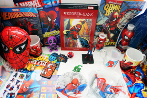 В Витебском районном историко-краеведческом музее открылась выставка известных супергероев